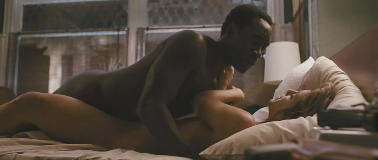 Don Cheadle and Jennifer Sex