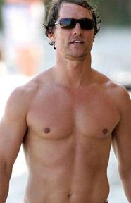 Matthew McConaugheyand Nude